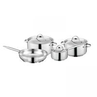 Essentials Comfort Kookpannenset - 4 delig - RVS