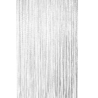 Vliegengordijn Alcampo - 93x230 cm - Transparant