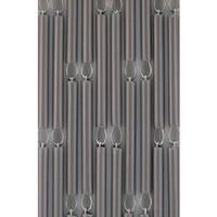 Vliegengordijn Hulzen - Zilver