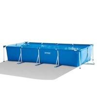 Metal frame zwembad 450x220cm