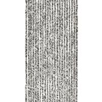 Vliegengordijn Kattenstaart - Grijs/Zwart/Wit - Gemêleerd