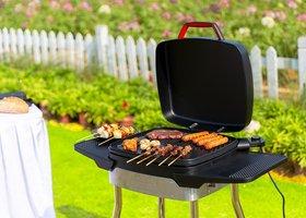 Electrische barbecues
