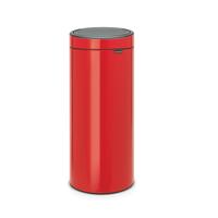 Touch Bin Afvalemmer - 30 liter - Passion Red
