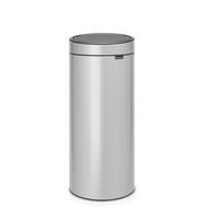 Touch Bin Afvalemmer - 30 liter - Metallic Grey