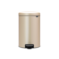 NewIcon pedaalemmer 20ltr  Champagne