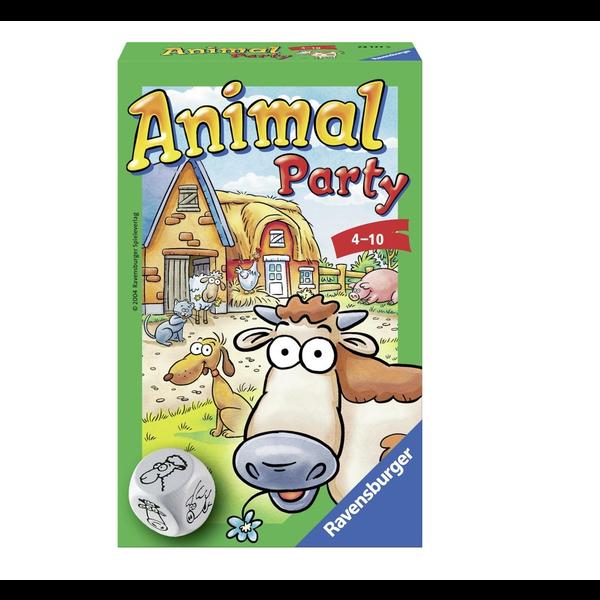 Ravensburger Animal Party - Kaartspel