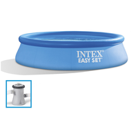 Easy set zwembad 244x61cm + filterpomp