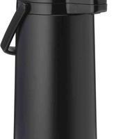 Isoleerkan Airpot met glazen binnenfles - 2.2L - Zwart