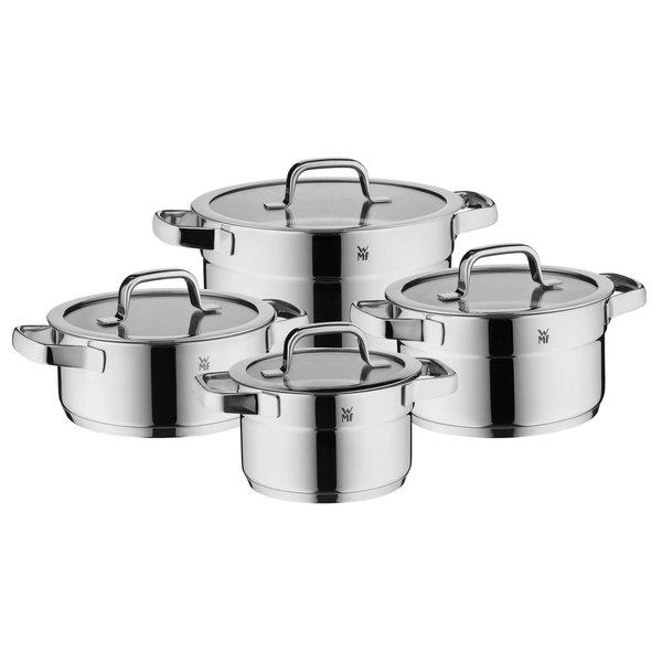 WMF WMF Compact Cuisine - Kookpannenset - 4 delig - RVS