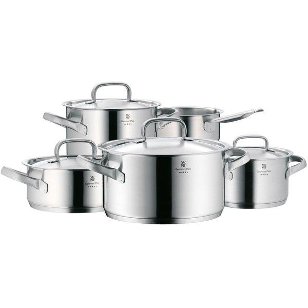 WMF WMF Gourmet Plus Kookpannenset - 5 delig - RVS