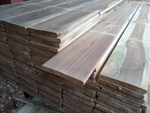 Grenen Plank 1,7x14 cm