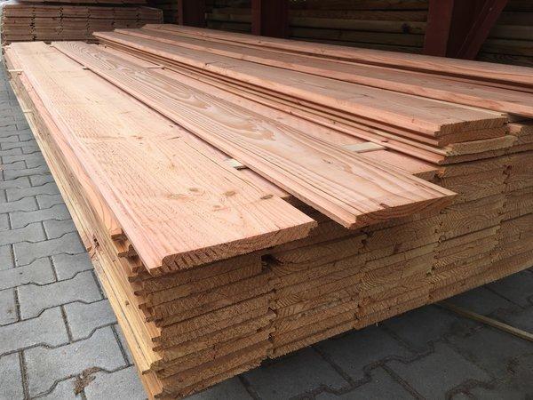 Dubbellip plank 1,8x19,5 cm