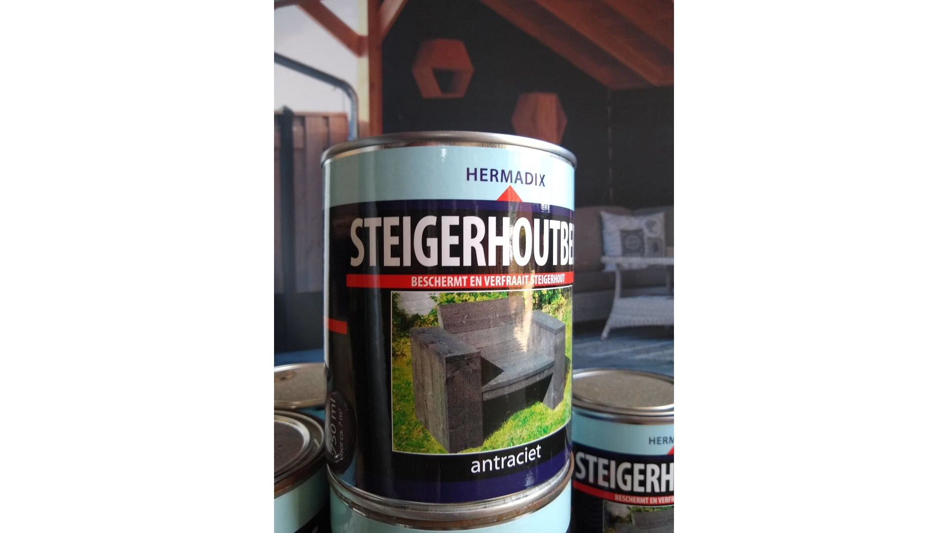 Hermadix Steigerhoutbeits