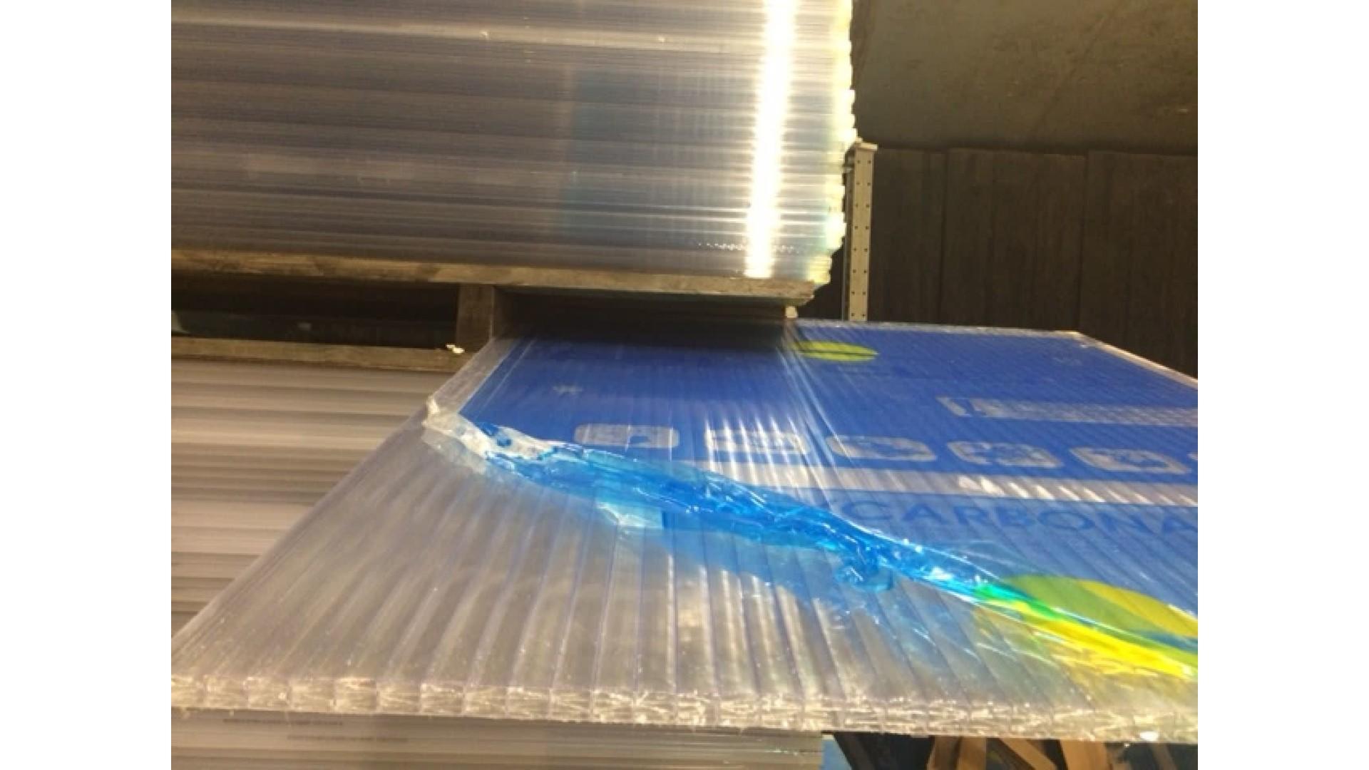 Polycarbonaat plaat 16 mm
