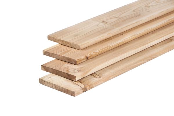 Douglas plank 1,6x14 cm