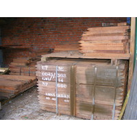 Hardhout Piket 4x4 cm