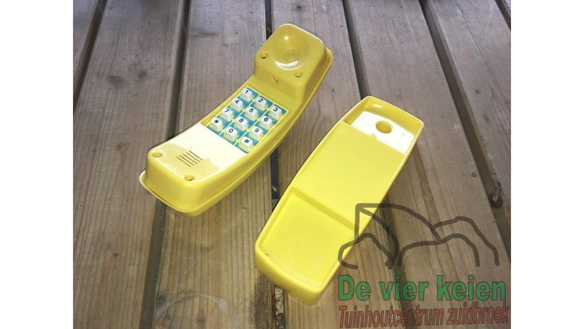 Speeltoestel Telefoon