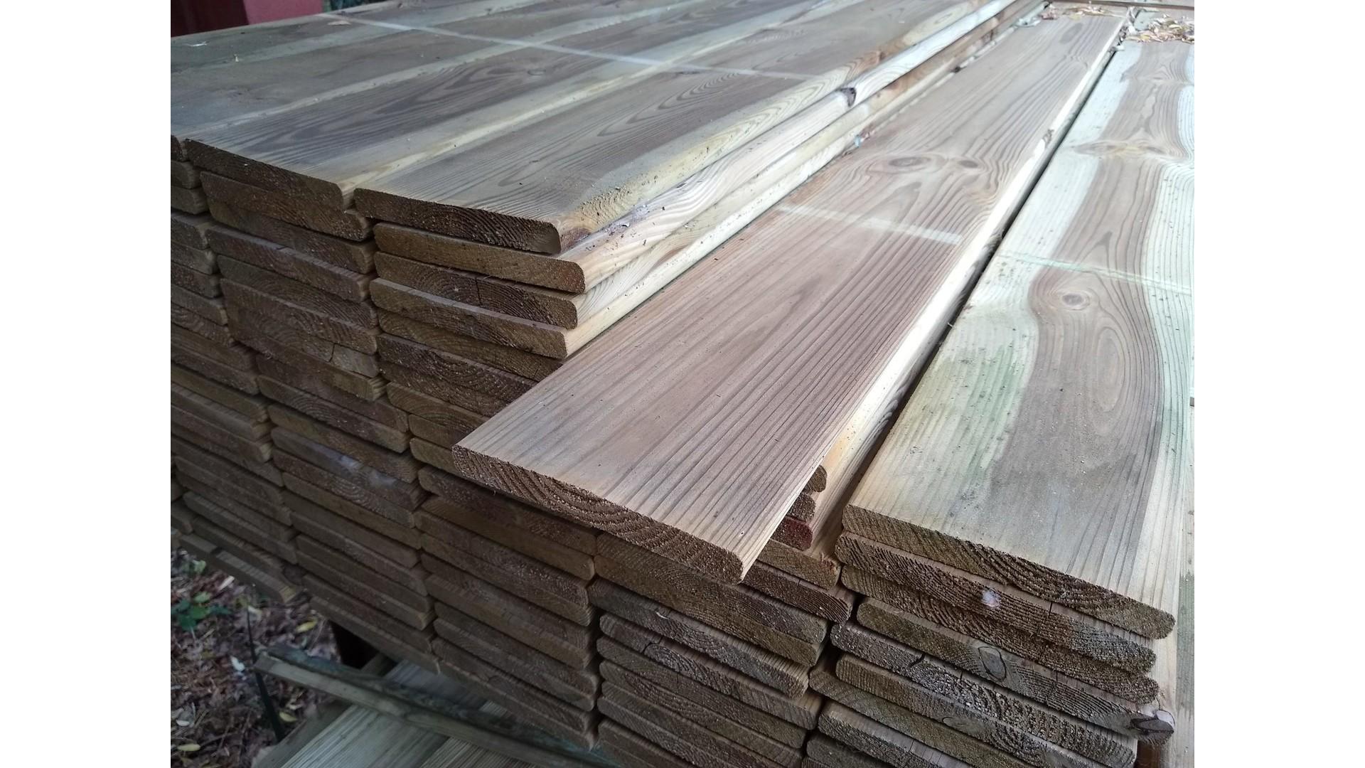 Plank 1,7x14 cm