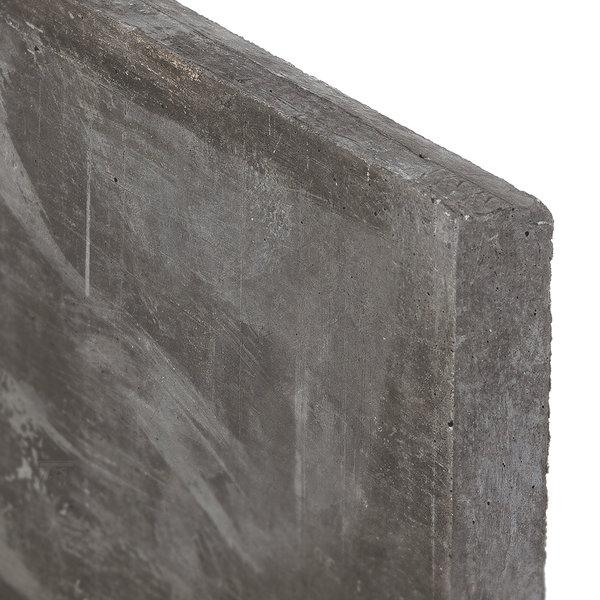 Gladde beton Onderplaat 24x3.5x184 cm