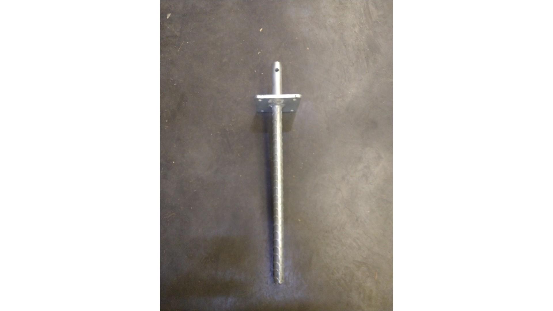 Instort anker met pen 50 cm