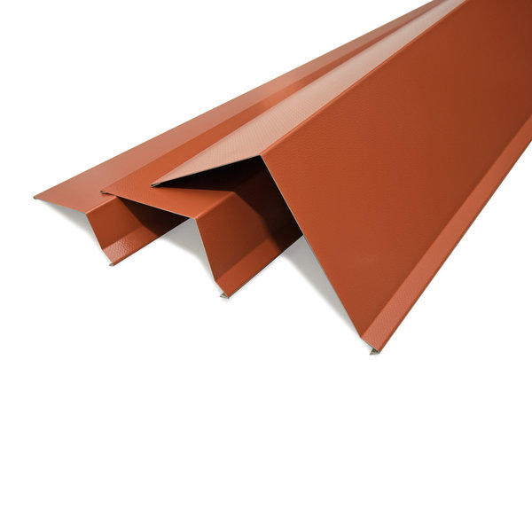 windveer zetstuk terracotta 300 cm