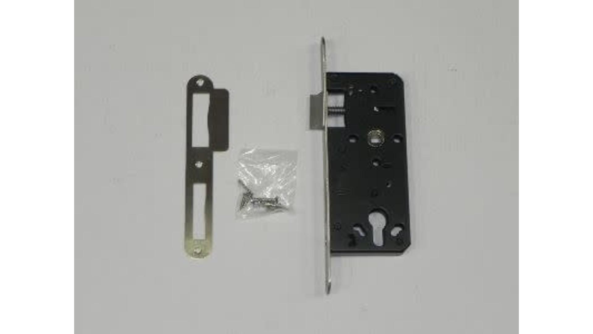 Insteekcilinderslot 75x166 RVS