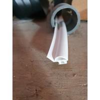 Rubber voor polycarbonaat
