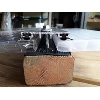 Polycarbonaat complete bovenbouw