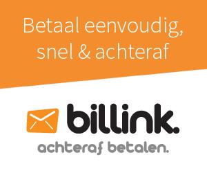 Achteraf Betalen - Dameskleding - Billink & Afterpay