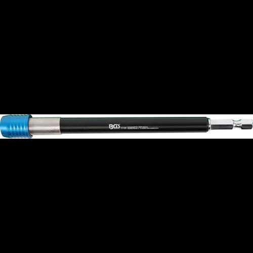 """BGS  Technic Automatische bithouder  binnenzeskant 6,3 mm (1/4"""")  150 mm"""