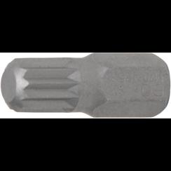 """Bit  10 mm (3/8"""") buitenzeskant  veeltand (voor XZN) M10"""