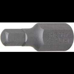 "Bit  10 mm (3/8"") buitenzeskant  INBUS 6 mm"