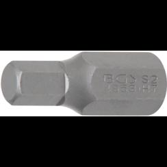 "Bit  10 mm (3/8"") buitenzeskant  INBUS 7 mm"