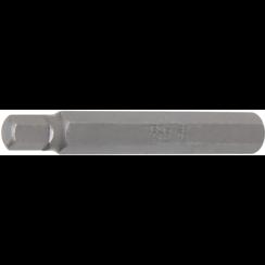 "Bit  lengte 75 mm  10 mm (3/8"") buitenzeskant  INBUS 8 mm"