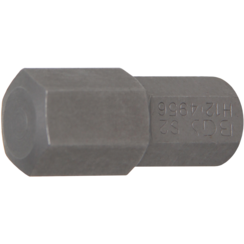 "Bit  10 mm (3/8"") buitenzeskant  INBUS 12 mm"