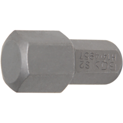 "Bit  10 mm (3/8"") buitenzeskant  INBUS 14 mm"