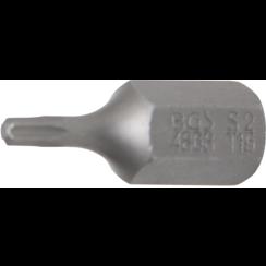 """Bit  10 mm (3/8"""") buitenzeskant Torx T15"""