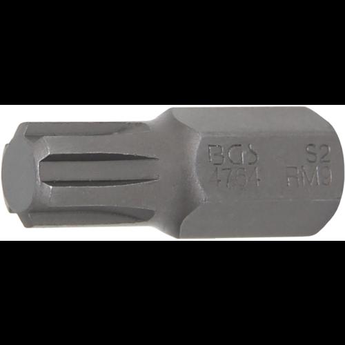 "BGS  Technic Bit  10 mm (3/8"") Drive  Spline (for RIBE) M9"