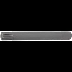 """Bit  lengte 100 mm  10 mm (3/8"""") buitenzeskant  wigprofiel (voor RIBE) M11"""