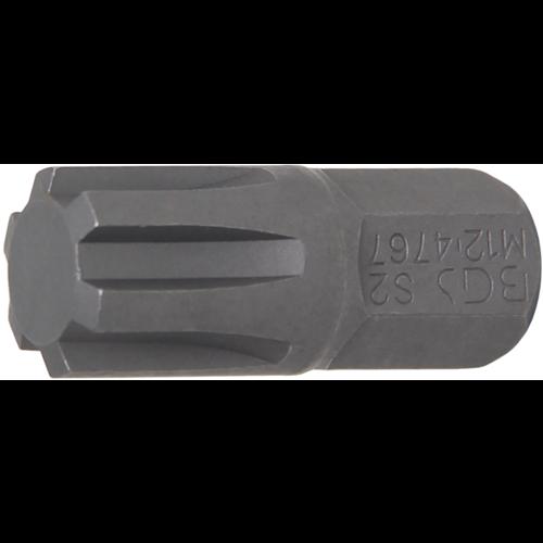"BGS  Technic Bit  10 mm (3/8"") Drive  Spline (for RIBE) M12"
