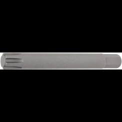 """Bit  lengte 100 mm  10 mm (3/8"""") buitenzeskant  wigprofiel (voor RIBE) M12"""
