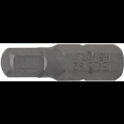 "Bit  6,3 mm (1/4"") buitenzeskant  INBUS 5 mm"