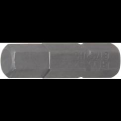 "Bit  6,3 mm (1/4"") buitenzeskant  INBUS 6 mm"