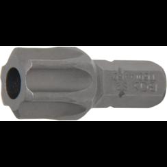 """Bit  8 mm (5/16"""") buitenzeskant Torx met boring T60"""