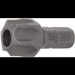 """Bit  8 mm (5/16"""") buitenzeskant Torx met boring T70"""