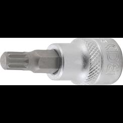 """Dopsleutelbit  10 mm (3/8"""")  veeltand (voor XZN) M8"""