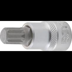 """Dopsleutelbit  10 mm (3/8"""")  veeltand (voor XZN) M12"""
