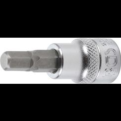 """Dopsleutelbit  10 mm (3/8"""")  INBUS 7 mm"""