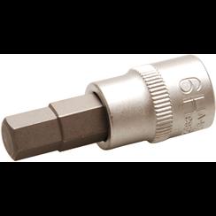 """Dopsleutelbit  10 mm (3/8"""")  INBUS 9 mm"""