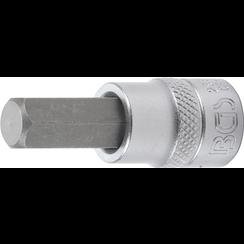 "Bit Socket  10 mm (3/8"") Drive  internal Hexagon 10 mm"